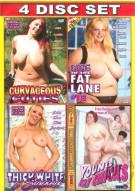 Fat & Fuckalicious (4-Pack) Porn Movie