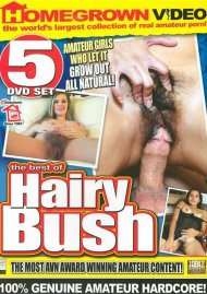 Best Of Hairy Bush, The (5-Pack) Porn Movie