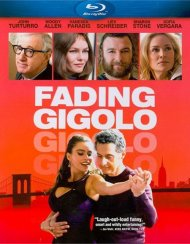 Fading Gigolo Blu-ray Movie