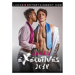 Lucas Executives 2018 Calendar Sex Toy