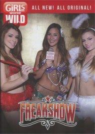 Girls Gone Wild: Freakshow DVD movie from GGW.
