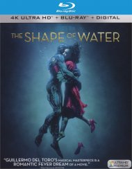 Shape of Water, The (4k Ultra HD + Blu-ray + UltraViolet)   Blu-ray Movie