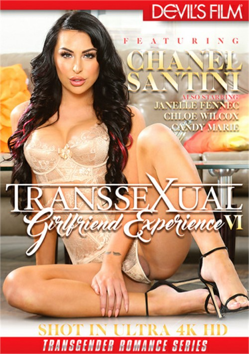 Transsexual Girlfriend Experience 6
