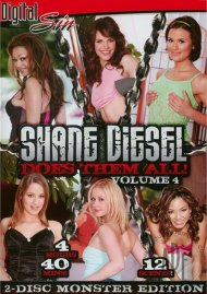 Shane Diesel Does Them All! Vol. 4 Porn Movie