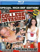 College Invasion Vol. 12 Blu-ray