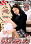 Naughty College School Girls 54 Boxcover