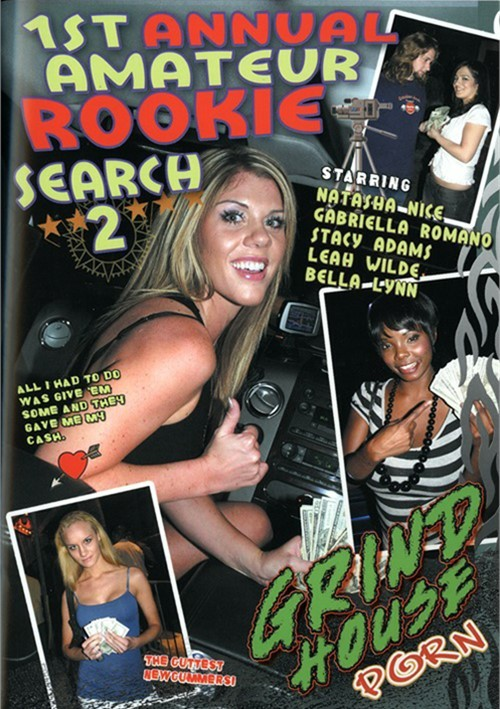 1st annual amateur rookie search 2 scene 3 4