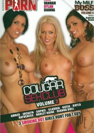 Cougar Sex Club 3 Porn Movie