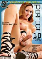 Perfect 10 TGirl Porn Movie