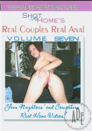 Real Couples Real Anal Vol. 7 Porn Movie