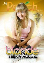 Blonde Teen Facials Porn Movie