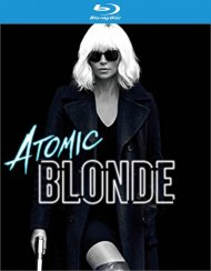 Atomic Blonde (4k Ultra HD + Blu-ray + UltraViolet)  Blu-ray Movie