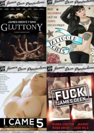 James Deen Productions: 4-Pack #5 Movie