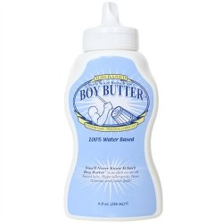 Boy Butter H2O - 9 oz. Squeeze Sex Toy