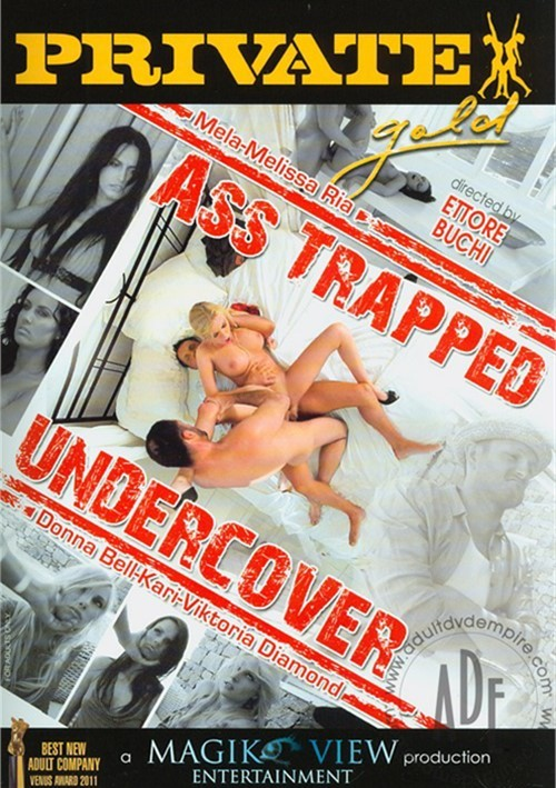Ass Trapped Undercover