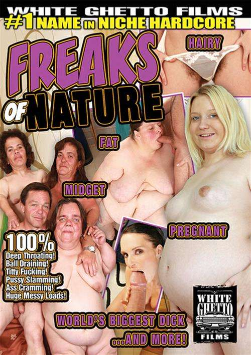 freaks of nature adult