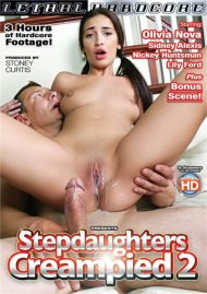 Stepdaughters Creampied 2 HD video from Lethal Hardcore.