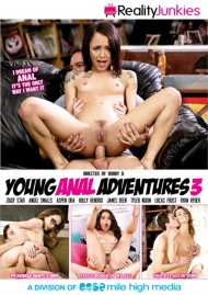 Young Anal Adventures 3 Porn Movie
