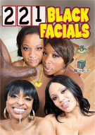 221 Black Facials Porn Video
