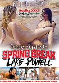 Unscripted: Spring Break Lake Powell Porn Movie