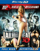Jailhouse Heat In 3D Blu-ray Movie