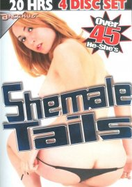 Shemale Tails 4-Disc Set Porn Movie