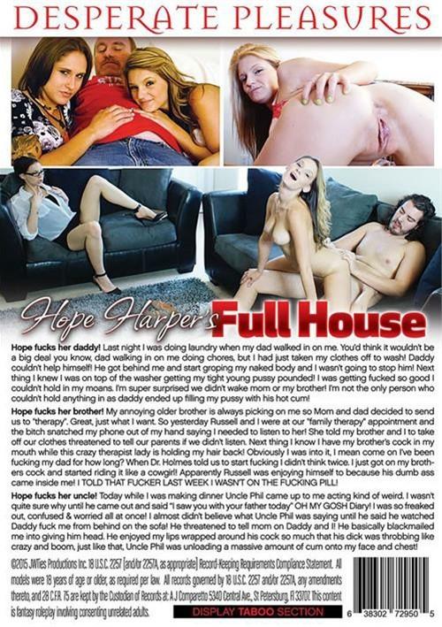 Hope Harpers Full House 720p HD720p HD