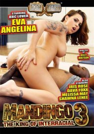 Mandingo: The King Of Interracial 3 Porn Movie
