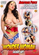 Wonder Woman Sexed-Up! Porn Movie