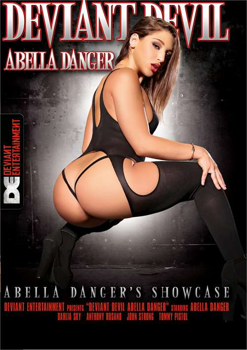 Deviant Devil: Abella Danger porn video from Deviant Entertainment.