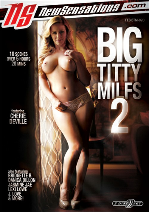 XXX Big Titty Milfs 2 (2016)