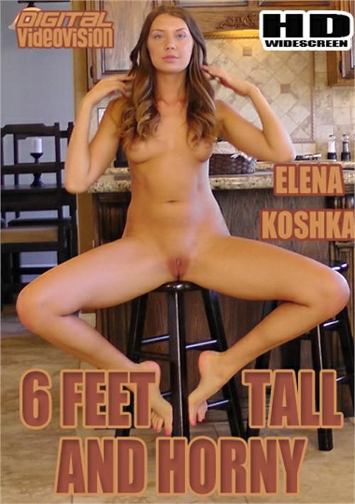 tall Six porn stars foot