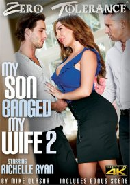 My Son Banged My Wife 2 DVD porn movie from Zero Tolerance Ent.