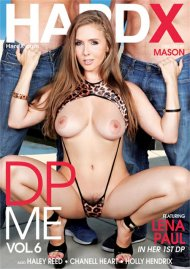 DP Me Vol. 6 HD DVD porn movie from HardX.