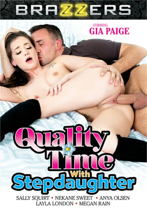 Quality Time with Stepdaughter 2018 Layla London Megan Rain