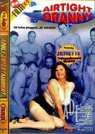Airtight Granny Porn Video