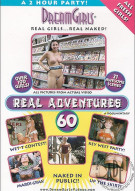 Dream Girls: Real Adventures 60 Porn Video