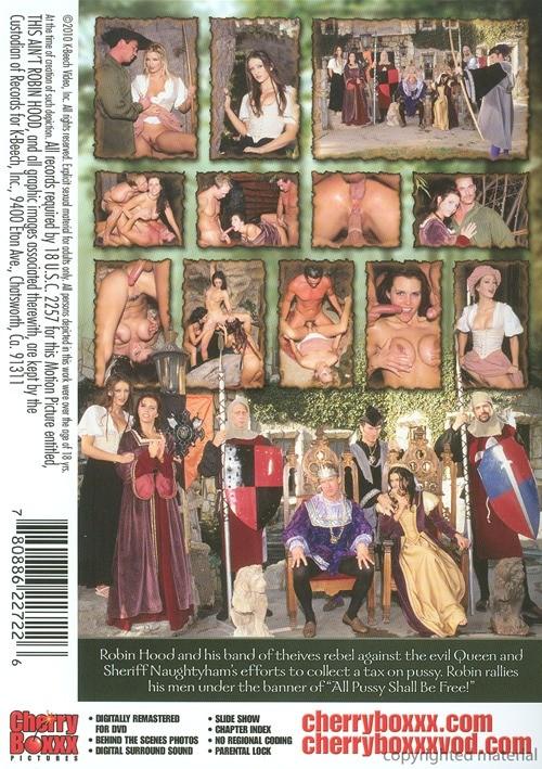 робин гуд порно пародия