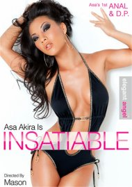 Asa Akira Is Insatiable Porn Video