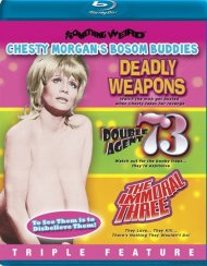 Chesty Morgans Bosom Buddies Blu-ray Movie