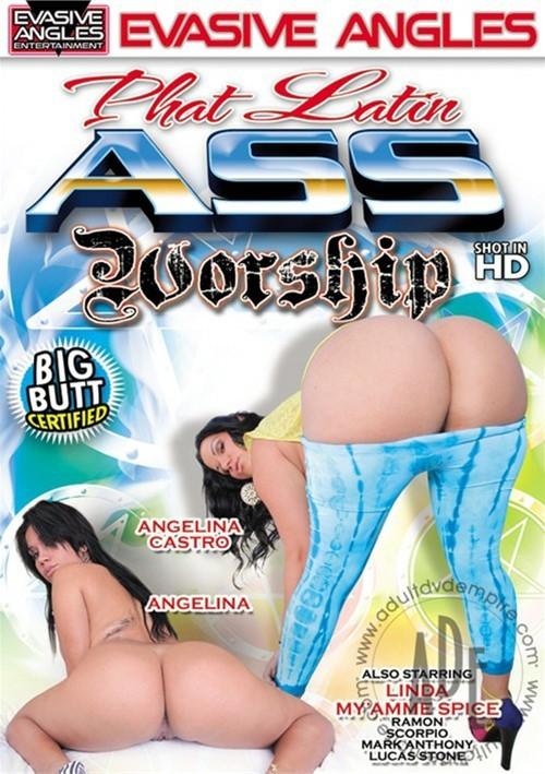 Latina porn dvd