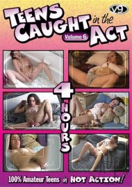 Teens Caught In The Act 6 Porn Video