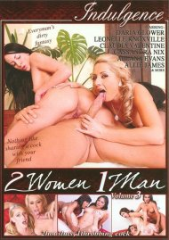 2 Women 1 Man Vol. 3 Porn Movie