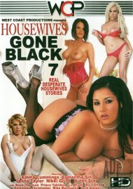 Housewives Gone Black 7 Porn Movie