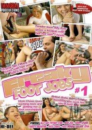 Freaky Foot Jobs #1 Movie