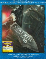 Silent Hill: Revelation 3D (Blu-ray 3D + Blu-ray + DVD + Digital Copy + UltraViolet) Blu-ray Movie