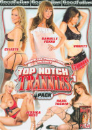Top Notch Trannies 4-Pack Porn Movie