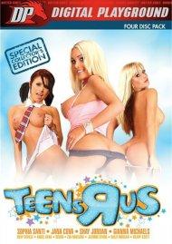 Teens R Us 4-Pack Porn Movie