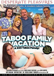 Taboo Family Vacation: An XXX Taboo Parody! Movie