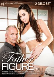 Best of Father Figure Vol. 1 exclusive porn DVD from Sweet Sinner.